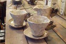 Ceramica raku / raku pottery