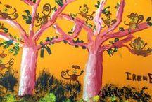 El arte de los niños / Manualidades, arte, y pequeñas maravillas de los niños y para los niños