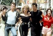 Grease summer in the 50's
