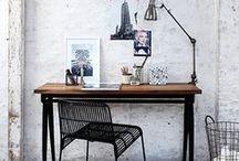 le bureau / où le plaisir de travailler