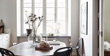 home/interior / Scandinavian Interior, decoration, home, inspiration