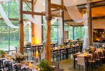 Hochzeitsdekoration / Dekorationselemente für Tisch, Raum etc. und Gesamteindrücke
