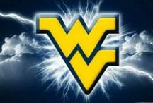 West Virginia University / My daughter goes to Grad school here....all things to do with the University / by Gale Hickling