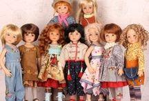 Beautiful Dolls / Gyönyörű babák csinos ruhákban
