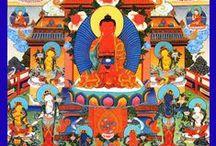 Buddyzm Tybetański / Gromadzę na niej wszelkie święte tanki (malowidła do medytacji), a także madale, posążki, przedmioty liturgiczne itp. itd. związane z szeroko pojętym Buddyzmem Tybetańskim.