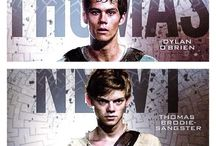 Maze Runner / Run like your life depends on it.  Because it does.