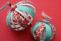 Xmas ornaments etc