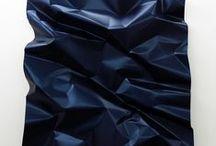 couleur de bleu foncé