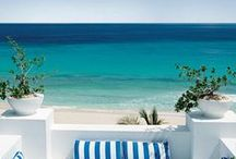travel / Places to visit, beaches and amazing scenery from the Med.