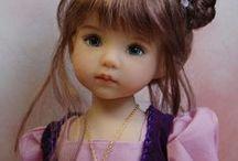 Beautiful Doll 1 /közelről / csodás babapofik