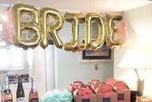 bride-to-be / bachelorette party, bridal shower ideas