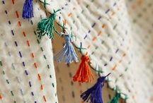 Sashiko Stitching, one stitch at a time!