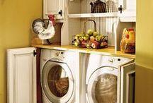 Laundry room / mosókonyha / Mosókonyha berendezése