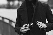 Dark Classy Men's Style