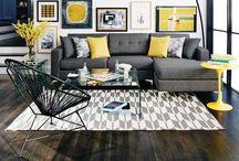 D - Living room
