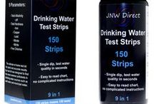 Drinking Water Test Strip Kit / We have come out with what we believe to be, the ultimate at home testing kit for your drinking water. Our 150 strip mega pack comes with a free ebook on everything you need to know about your drinking water. Find out more here: http://amzn.to/2tsLkAw (Amazon.com link).  We are a participant in the Amazon Services LLC Associates Program, an affiliate advertising program designed to provide a means for us to earn fees by linking to Amazon.com and affiliated sites.