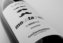 Moustaches Wine Red / Moustaches Wine Red