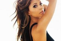 Eva Longoria / I think she is one of the world's most beautiful woman! And I love her role as Gaby in Desperate housewives <3