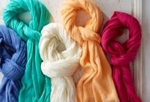beutiful scarfs