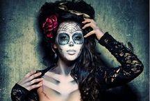 Candy/ Sugar Skull makeup