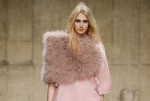 Wear It Pink / Pink fashion trend autumn/winter 2013 - fuschia, bubblegum and blush