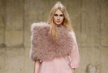 Wear It Pink / Pink fashion trend autumn/winter 2013 - fuschia, bubblegum and blush