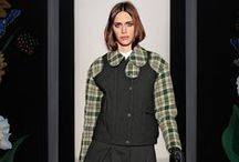 Tartan Army / Tartan and check fashion trend autumn/winter 2013