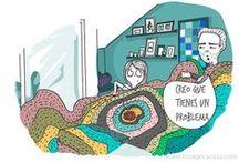 Mi otro yo / Ilustraciones de Rosa PocaCosa  Todos los derechos reservados.