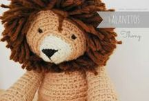 LALANITOS / Handmade Dolls / Muñecos hechos a mano  www.rosapocacosa.com