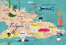 CUBA....Where my family lives. Part 1 / My grandmother was born and raised in Cuba. I have so many cousins living there. One day, I'll be able to meet them.