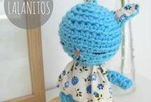 Mini LALANITOS / muñecos hechos a mano // Handmade dolls