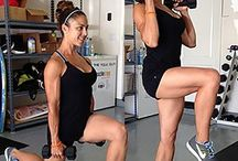 Lekker fit / Oefeningen en voeding