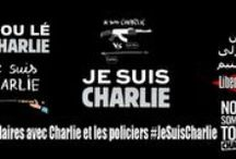 Je Suis Charlie / https://twitter.com/hashtag/JeSuisCharlie / by Sylvaine Caron