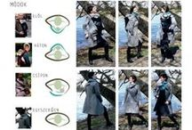 Hordozós kabát tanulmány - MOME 2013
