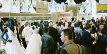 Wedding Fairs / Maya Fashion at various wedding fairs organized to bring together future brides and wedding industry brands.
