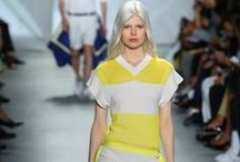 Oranges and Lemons / Add zest to your spring wardrobe with these citrus fashion essentials