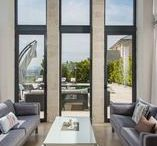 Maisons d'architecte / Observez les plus remarquables de nos propriétés, pour lesquelles le parti-pris architectural ne vous laissera pas indifférent. http://www.bellavista-villas.com/FR/location-villa/themes/