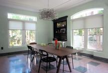 Window shades trends in Miami / Photos of popular window shades from Shades By Design installations.