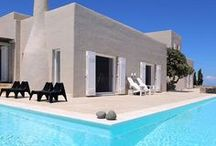 Greece / Get inspired with our wonderful villas in Greece