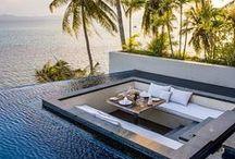 Dream Houses & Interior / Auch wenn zu meinen Leidenschaften das Reisen gehört, nach Hause kommen ist einfach das schönste....