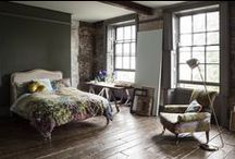 Flower Power / Big bold floral patterns are all the rage this season. From traditional bouquets to digital prints, M&S has come up roses with a collection of floral furnishings and accessories for spring.