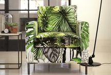 Statement Piece / Decorative yet functional, a statement chair will add colour and interest to your living space.