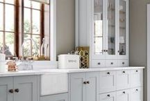 Movers And Shakers / Stay bang on trend with an enviably stylish Shaker inspired kitchen. Accessorise with a combination of country charm and mid-century spirit for that relaxed artisan feel.
