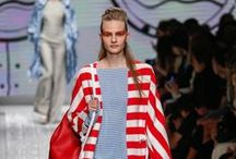 "Nautical But Nice / From Breton stripes to sailor pants say ""Ahoy"" to this season's nautical trend. But don't go overboard, think pared-back not naff."