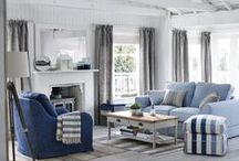 Coast to Home / Whether you've a hankering for Hove or Holkham, create your home by the sea.