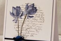 Karten Blumen