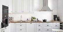 Home decor - Kitchen / kitchen inspirations