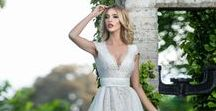 Fairy Tale 2017 by Maya Fashion / Fairy Tale addresses to romantic,dreamy women, sensitive to good taste. The harmony between the preciousness of materials, embroideries and fine cuts  were brought together so every model of this collection would transform each woman into a queen on the big day.