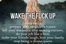Words of Wisdom ;)