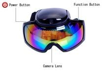 GAFAS ESQUI CON CAMARA / Si te gusta  esquiar, este accesorio no te puede faltar así podrás grabar  todo lo que tienes delante!!!